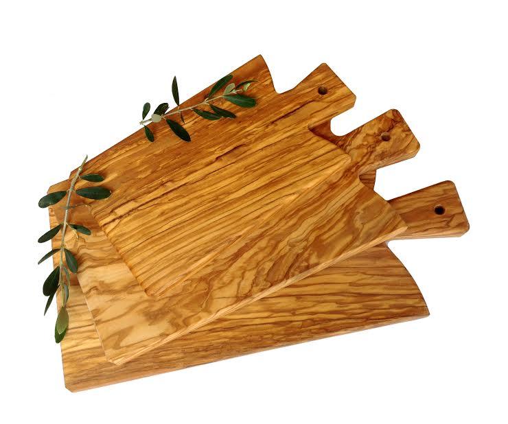 Tagliere Toscano in legno di olivo