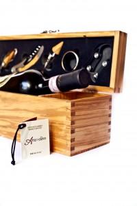 Winebox aperta